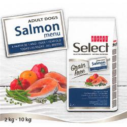 Picart Select Dog Adult Grain Free Salmón Menú 2kg