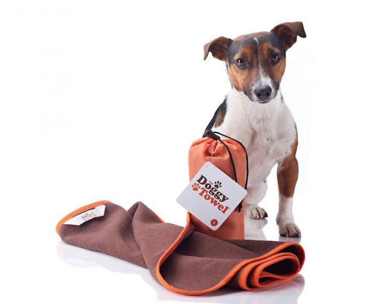 Doggy Bag Doggy Towel Toalla Perros S