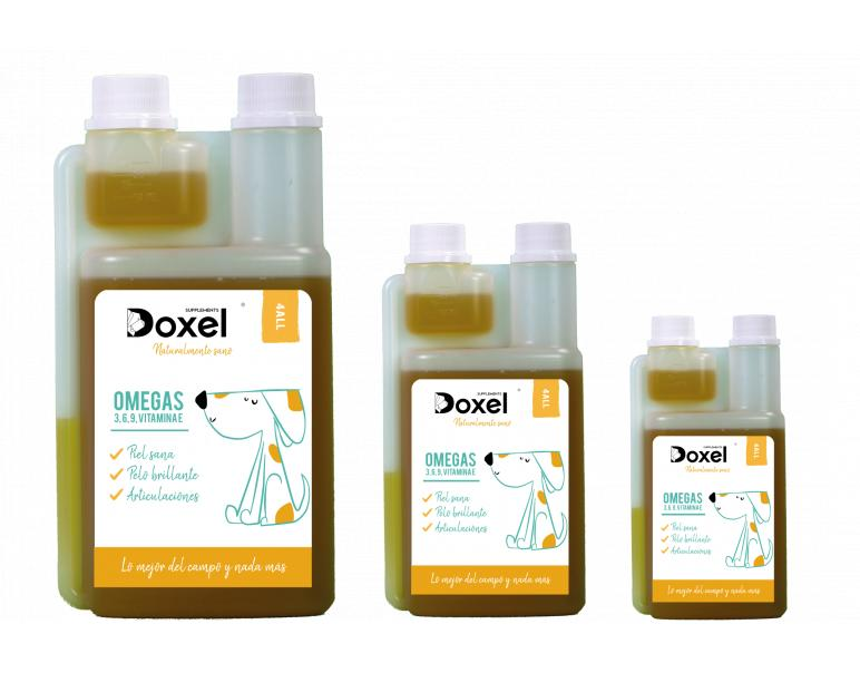 Doxel Supplements 4All Suplemento Natural Perros 250ml