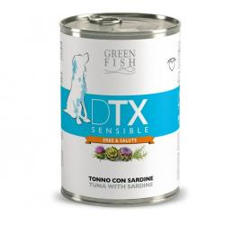 DTX Sensitive Atún y Sardinas 400g