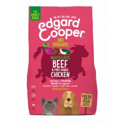 Edgard and Cooper Bio Vacuno y Pollo Perro Adulto 700g