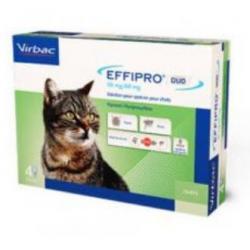 Effipro Duo Spot On Gatos 4 Pipetas