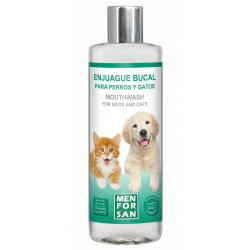 Menforsan Enjuague para Perros y Gatos 310ml