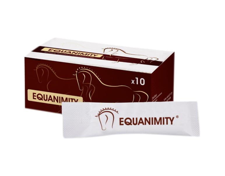 Over Horse Equanimity Relajante 5 ml