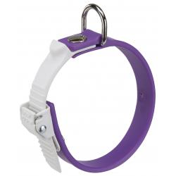 Ergoflex c 15/25 purple collar