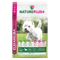 Eukanuba Natureplus+ Adulto Mini Cordero 10 kg