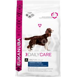 Eukanuba Daily Care Overweight Sterilized 2,5kg