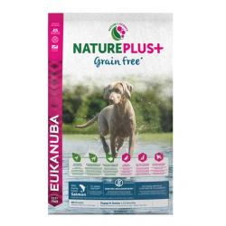 Eukanuba Nature Plus+ Puppy Grain Free Salmón 10Kg