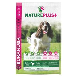 Eukanuba Natureplus+ Adult Mediano Cordero 10kg