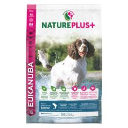 Eukanuba Natureplus+ Adulto Mediano Salmón y arroz 10kg