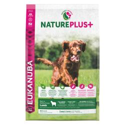 Eukanuba Nature Plus+ Cachorro Cordero 2,3Kg