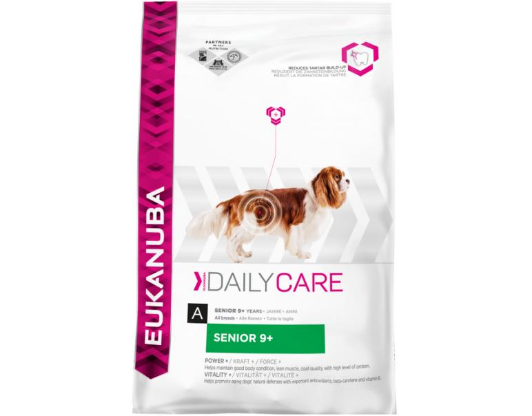 Eukanuba Pienso Daily Care Senior 9+ 2,5kg