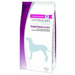 Eukanuba Veterinary Diets Weight Diabetic Control 1Kg