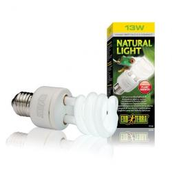 Exo Terra Bombilla Bajo Consumo Natural Light 2.0-13W