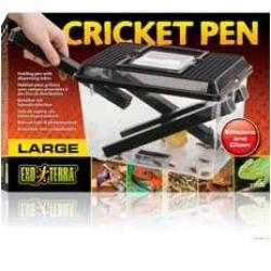 Exo Terra Cricket Pen Dispensador de grillos Mediano