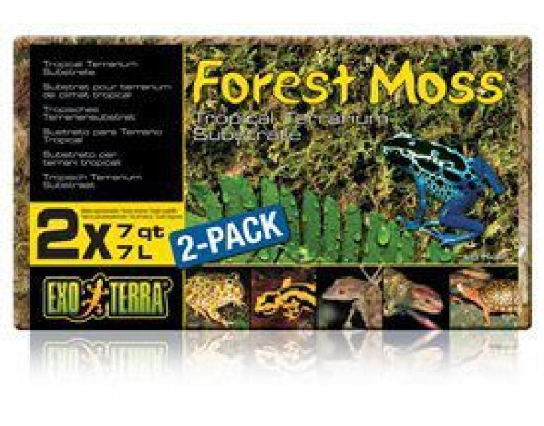 Exo Terra Forest Moss Sustrato Tropical