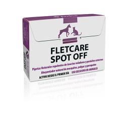 Farbiol Fletcare Pipetas Repelentes para Gatos 5 Ud/5 ml