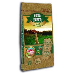 Farm Nature Adulto Buey & Verduras 12.5 kg