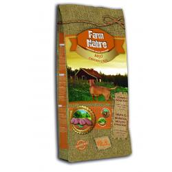 Farm Nature Adulto Pollo y Arroz 12.5kg