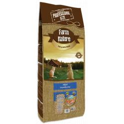 Farm Nature Adulto Salmón y Arroz 18 kg