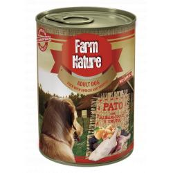 Farm Nature Pato Albaricoque/Trufa 400 g