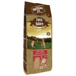 Farm Nature Puppy-Junior Pavo & Pollo & Arroz 18 kg