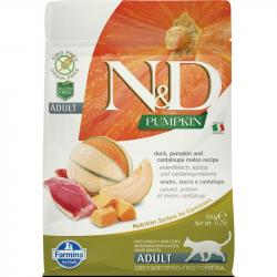 Farmina N&D Grain Free Calabaza Adulto Pato para Gatos 300g