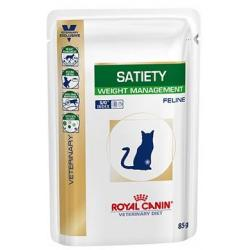 PACK AHORRO Royal Canin VHN Cat Wet Satiety Weight Management 12x85g