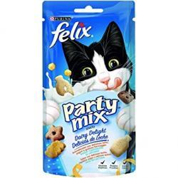 PACK AHORRO Felix Party Mix Delight Golosinas 8x60g