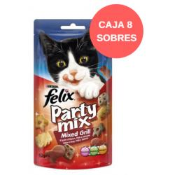 Felix Party Mix Golosina Mixed Grill 8 x 60 g