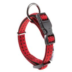 Ferplast Collar Cricket Rojo 1,5x27-40cm