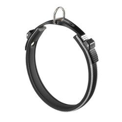 Ferplast Collar Ergocomfort para Perros Color Gris 43-51cm
