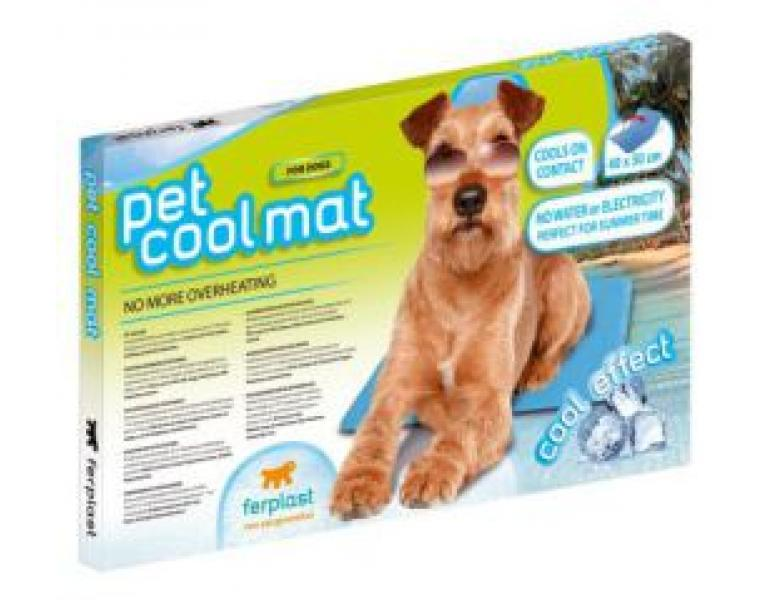 Ferplast Pet Cool Mat para perros 40 x 50 cm