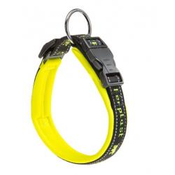 Ferplast Sport Dog Collar para Perros Amarillo c25/45