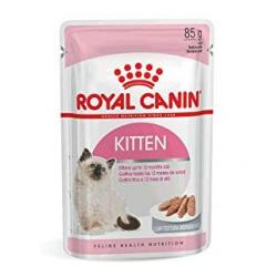 Royal Canin Kitten Instinctive Paté 12x85g