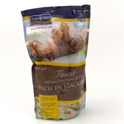 Fish4cat Pienso Gatos Mejor Caballa 400g