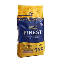 Fish4Dogs Finest Ocean Pescado Blanco 12 kg