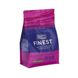 Fish4dog Finest Salmón Toy/X-Mini 1,5 kg