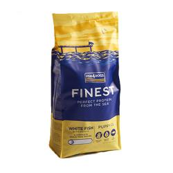Fish4Dogs Finest Fish4puppies Complete Pienso para Cachorros 12kg
