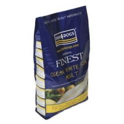 Fish4Dogs Adult con Pescado Blanco 6 kg