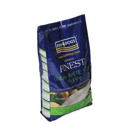 Fish4Dogs Finest Puppy con Pescado Blanco 12 kg