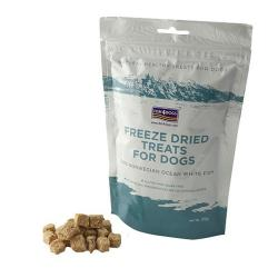 Fish4dogs Freeze Dried Treats for Dogs Snack para Perros 25g
