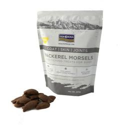 Fish4dogs Mackerel Morsels Coat-Skin-Joints 225g