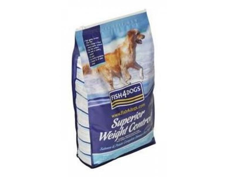 Fish4Dogs Superior Weight Control Raza Pequeña 6 kg