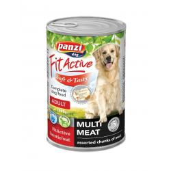 Camon Fitactive Perro Carne Mix 415 g