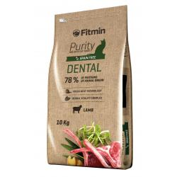 Dibaq Fitmin Cat Purity Dental 10kg