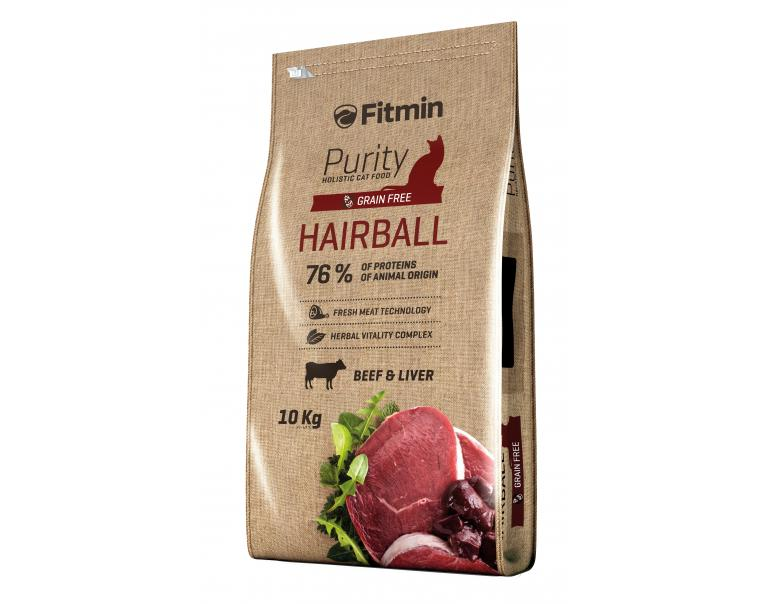 FITMIN Purity Hariball 10 kg
