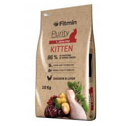 Dibaq Fitmin Cat Purity Gatos Cachorros 10kg