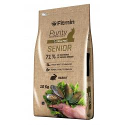 Dibaq Fitmin Cat Purity Senior 10kg