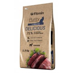 Fitmin Cat Purity Delicious 1,5kg